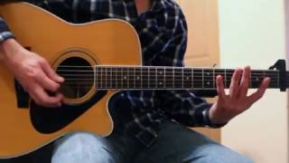 ol red blake shelton guitar lesson