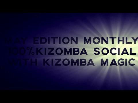 2017 May Edition Az100%kizomba monthly Social.. (kizomba Magic Production)