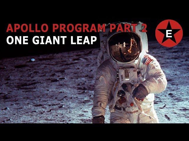 Apollo Program Part 2: One Giant Leap