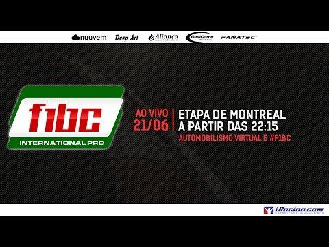 F1BC INTERNATIONAL PRO 2017/2 @ MONTREAL   AUTOMOBILISTA GT3