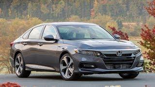 Honda Accord 2018 Car Review
