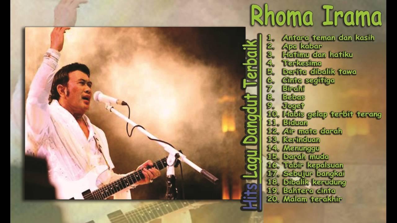 Kumpulan lagu dangdut rhoma irama lengkap full download original.