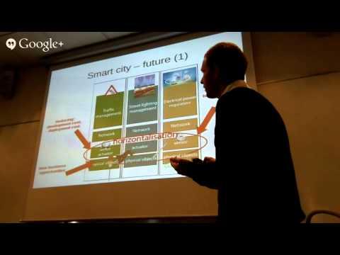 Laurent Lemke Talk - Smart Cities on Cloud
