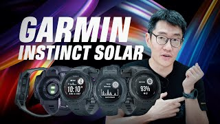 Garmin Instinct Solar Review: One Month Battery, But Worth The Cost?