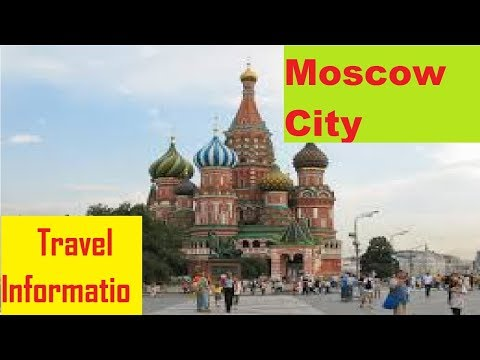 Moscow City | Tour And Guide