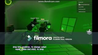 Echo- roblox music video