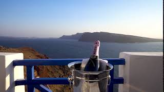 Romantic times at Esperas Santorini Hotel