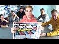 НАПЕЧАТАЛ ЛОТЕРЕЙНЫЕ БИЛЕТЫ на 100000 РУБЛЕЙ!!!
