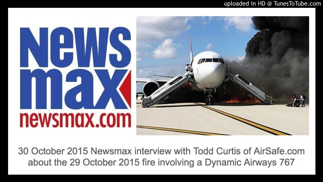 Boeing 767 plane crashes