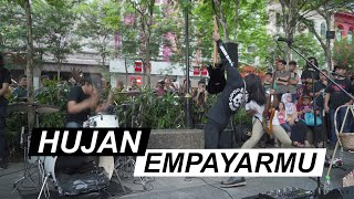 Download lagu Hujan - Empayarmu [Live at Sogo]