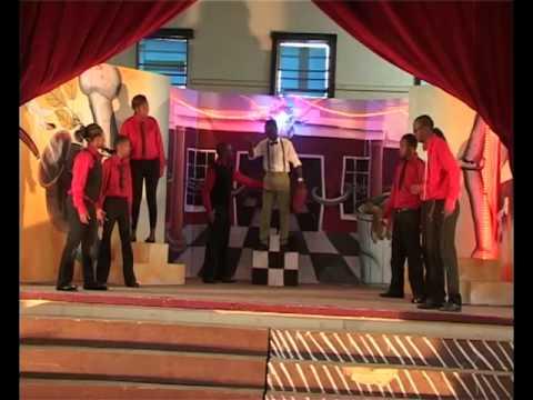 Kenya Aeronautical College  - Drama Festivals - The Project