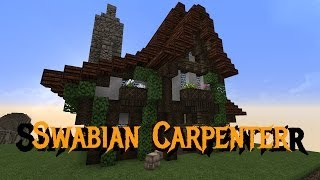 Minecraft Tutorials - Swabian Carpenter Part 1