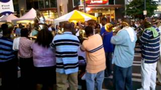 The Sounds of Joy: Trombone shout band in Charlotte, NC