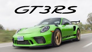 2018 Porsche 911 GT3 RS Review - Does It Get Any Better Than This?