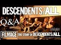 Capture de la vidéo Filmage - Q&a Descendents/all