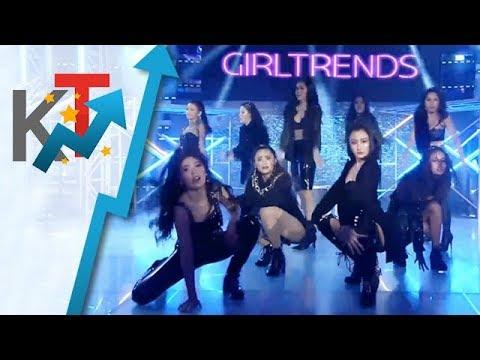 Girltrends heat up It&39;s Showtime dance floor 👯👯