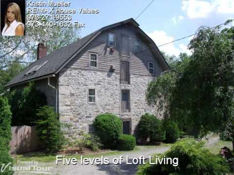 Historic Luxury House Stone Mill United States