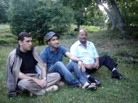 IT Academy team playin Mafia in Gadabay