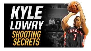 Kyle Lowry Shooting Form: Basketball Shooting Secrets