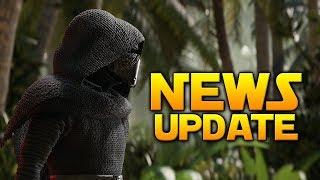 NEWS UPDATE: Kylo, Han, Maul Health Cards, Grievous Lines & More - Battlefront 2