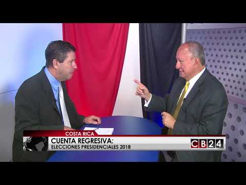 Costa Rica Decide: Rodolfo Hernández, candidato presidencial Partido Republicano Social Cristiano