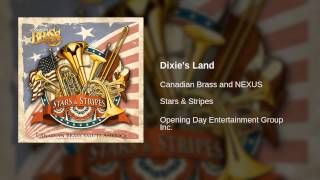 Canadian Brass and NEXUS - Dixie