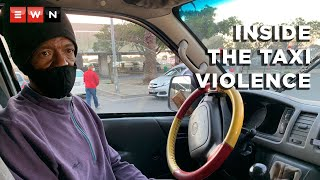 Taxi drivers, owners and commuters are now operating in fear in Cape Town as taxi violence takes a chokehold on the daily operations. Eyewitness News reporter Kaylynn Palm took a morning drive with one of the operators to get a sense of what is the problem.  #TaxiViolence #CapeTown #TaxiWars