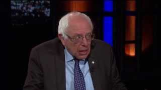 Real Time with Bill Maher: Interview with Sen. Bernie Sanders (I-VT) - October 16, 2015 (HBO)