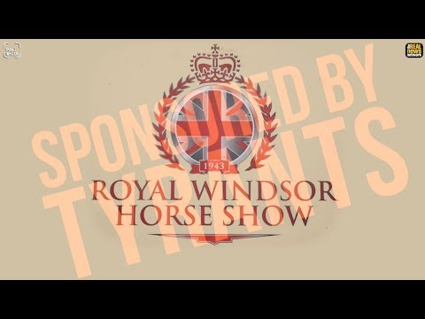 Real Media: Royal Windsor Horse Show, Sponsored by Tyrants