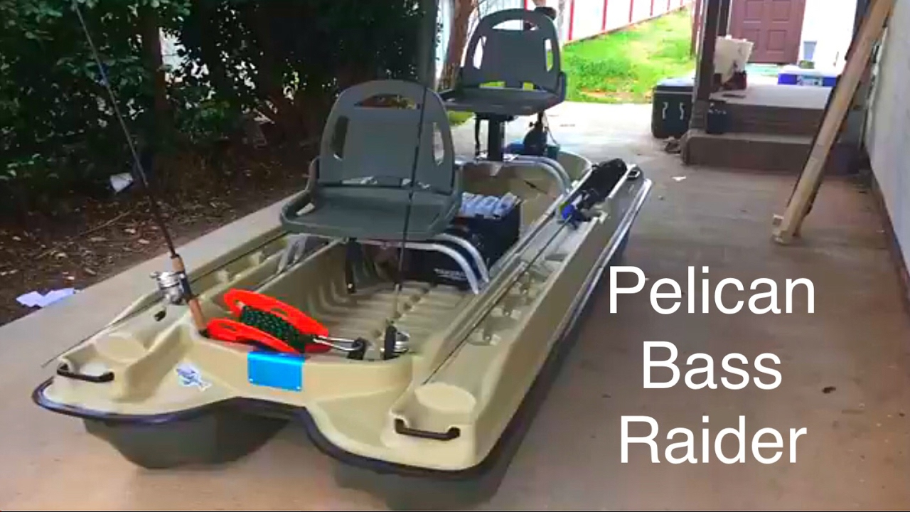 Pelican Bass Raider 10e Review Update By Ultimate Fishing Addict