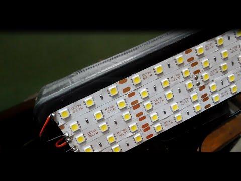DIY LED Light lamp (How to make)