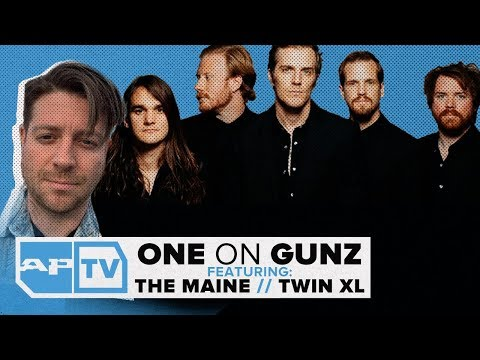 The Maine on how to handle forgotten lyrics, Twin XL, more