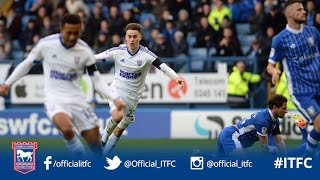HIGHLIGHTS | Sheffield Wednesday 1-2 Ipswich Town