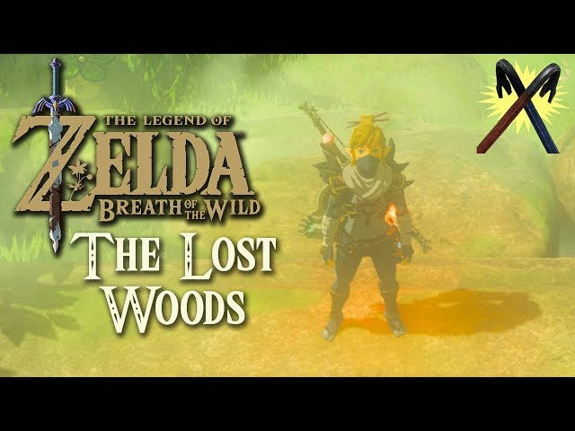 Zelda: Breath of the Wild - Ricka Finds the Lost Woods
