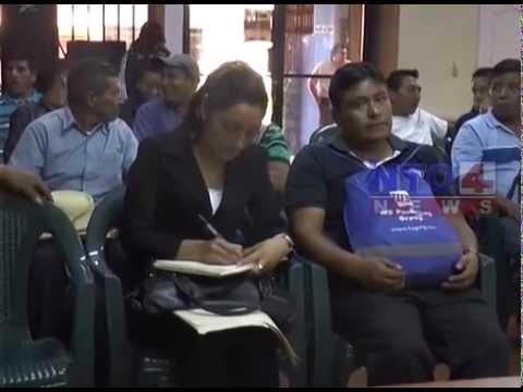 ALDEAS DE TAJUMULCO INICIAN PROCESO PARA SER ELEVADOS A MUNICIPIOS