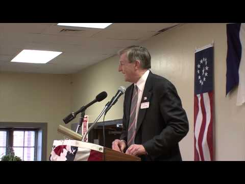 2014 Henderson County NC Republican Convention with Candidate Speeches and Vote Results