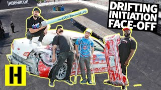 High Speed Drift Entry Limbo Game. Who wins?