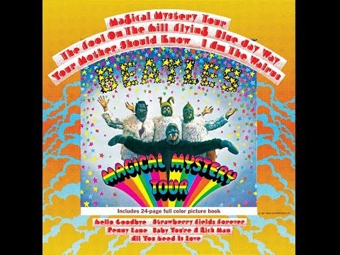 the beatles magical mystery tour full album 2009 stereo remaster youtube. Black Bedroom Furniture Sets. Home Design Ideas