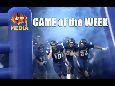 Litter Media Game Of The Week Promo