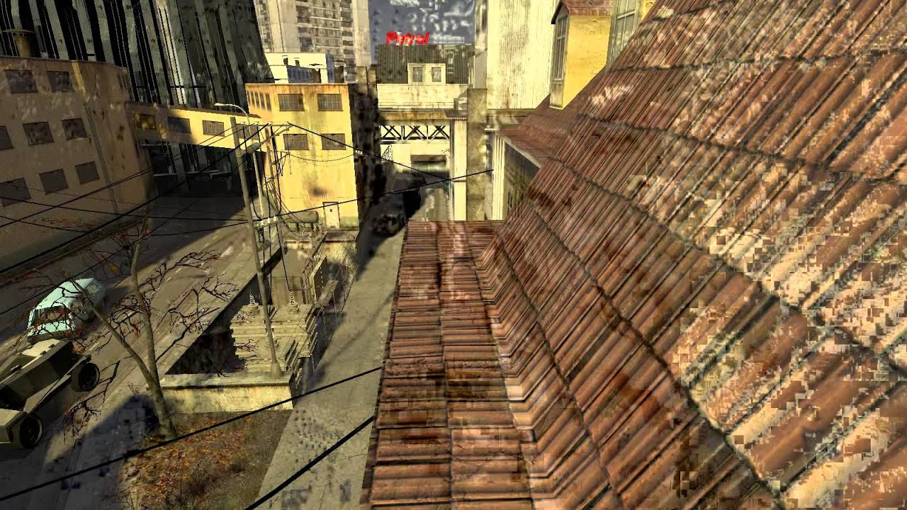 Attractive Half Life 2 HD: Letu0027s Play   Part 4   EXTREME ROOF PARKOUR!
