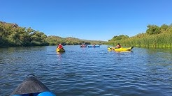 Kayaking the Lower Salt River Scottsdale Arizona