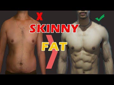 3 - step แก้ปัญหาคนผอมมีพุงแต่อยากสร้างกล้าม [Skinny fat]