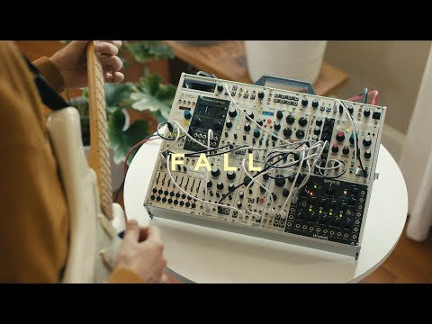 Fall - Rings, Plaits, Plonk, Magneto & Clouds - Eurorack Modular & Guitar Ambient