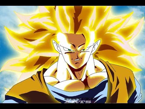 Dbz discussion 2 full power super saiyan 3 youtube - Sangoten super sayen 3 ...