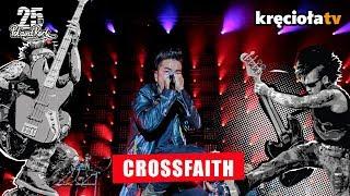 Crossfaith - pierwszy fragment koncertu na #polandrock2019