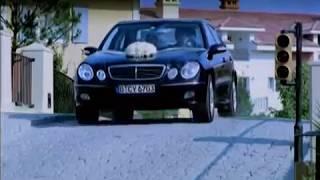 Mercedes E-Serisinin Nostalji Türk Reklamı [Gelin Arabası]