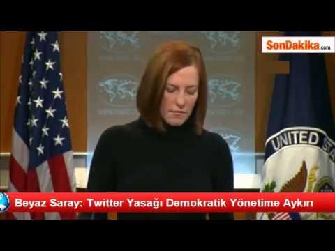 Twitter website 'blocked' in Turkey
