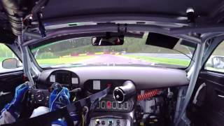 Mercedes-AMG GT3 Onboard of Spa Francorchamps