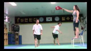 king of connexion tricking only b-twist in korea 2009 Golden-H
