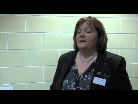 Michelle Simpson, Lecturer, NWRC, UK Lead Partner